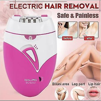 Women USB Rechargeable Hair Removal Machine