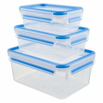 Tefal Masterseal Fresh Food Storage Container Set Triple