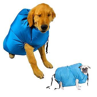 Pet Blow Dreyer Bag Horno de secado para mascotas Baño de perro Pelo soplado Bolsa rápida fácil soplador