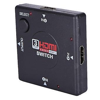 HDMI-switch met 3 poorten