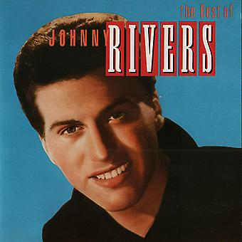 Johnny Rivers - The Very Best Of Johnny Rivers Vinyl