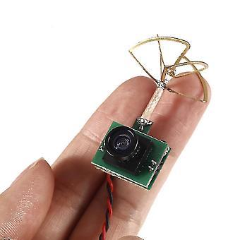 5.8g 48ch 25mw 1000tvl Câmera incorporada transmissor incorporado para Rc Mini Quadcopter
