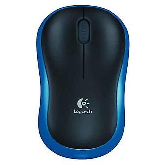 Mouse Logitech M185 RF Blue