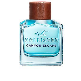 Heren Parfum Canyon Escape Hollister EDT/50 ml