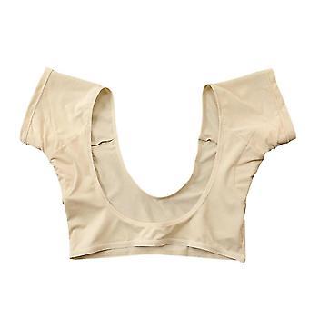 רפידות זיעה בצורת חולצת טי ניתנת לשטיפה - רפידות זיעה הניתנות לשטיפה בבית השחי