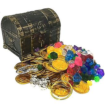 Pirate Gold Treasure Coins Toy