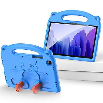 Case For Samsung Galaxy Tab A7 2020 10.4,shockproof Lightweight Convertible Handle Stand Protective Kids Child Cover - Blue Panda