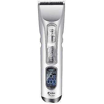 Cordyce elektrische schaar elektrisch scheerapparaat elektrische haarsnijmachine tondeuse salon huishouden(969)