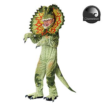 Jurassic World Angry Triceratops Fantasia de Cosplay