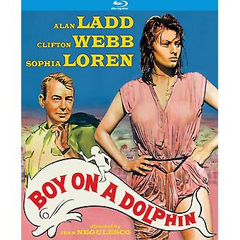 Boy on a Dolphin (1957) [Blu-ray] USA import