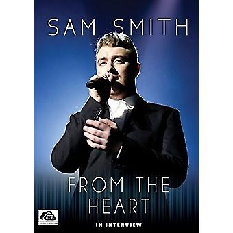Sam Smith - importation USA Sam Smith From the Heart [DVD]