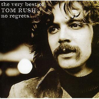 Tom Rush - No Regrets-Very Best of Tom Ru [CD] USA import