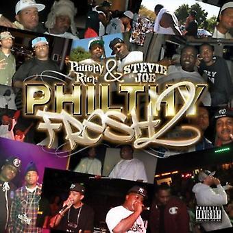 Philthy Rich - Philthyfresh 2 [CD] USA import