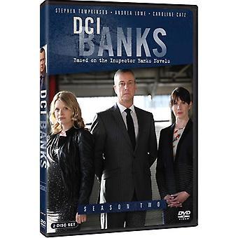 DCI Banks: Saison deux [DVD] USA import