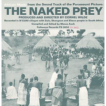Africano música de la película-la presa desnuda - importación africano música de la película the Naked Prey [CD] Estados Unidos