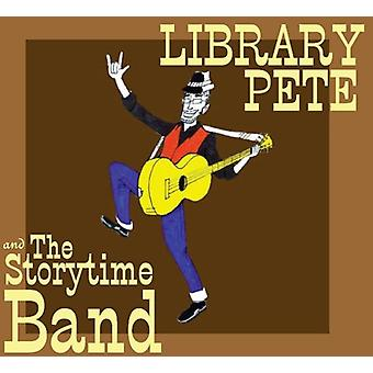 Biblioteket Pete - hva skjer kaptein [DVD] USA import