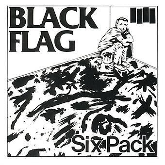 Drapeau de noir - import USA Six Pack [CD]