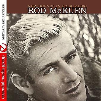 Rod McKuen - New Sounds in volksmuziek [CD] USA import