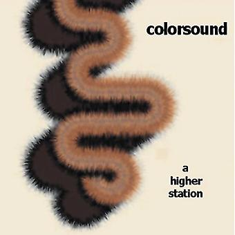 Colorsound - Higher Station [CD] USA import
