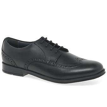 Startrite Brogue Senior Kids School Shoes