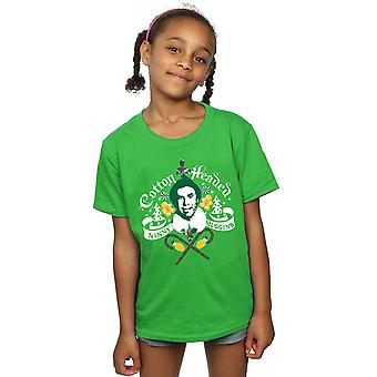 Elf Girls Cotton Headed Ninny Muggins T-Shirt