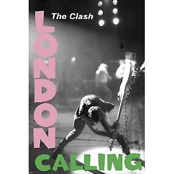 Clash London kalder London Calling plakat plakat Print