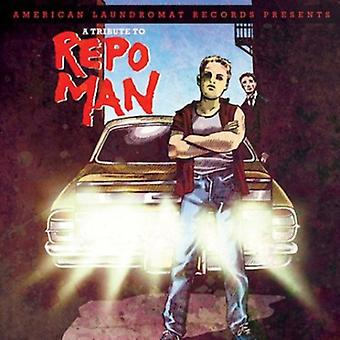 Hommage à Repo Man - Tribute to Repo Man [CD] USA import