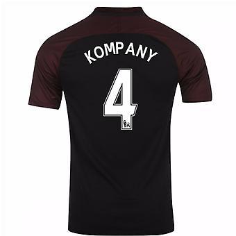 Dzieci koszulki Manchester City (Kompany 4) - 2016-17