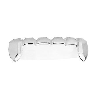 Grillz - silver - one size fits all - OPEN BOTTOM