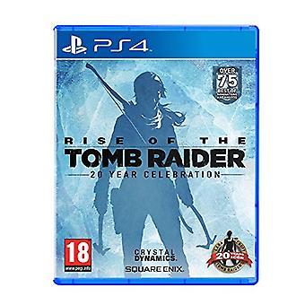 Rise of the Tomb Raider Célébration de 20 ans Artbook Edition - Comme nouveau