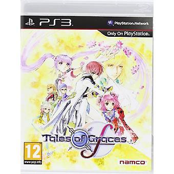 Tales of Graces f (PS3) - Neu