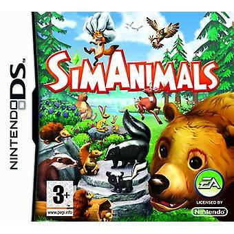 SimAnimals (Nintendo DS) - Neu