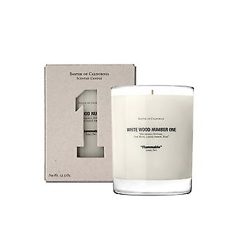 Baxter White Wood No.1 Candle 355g