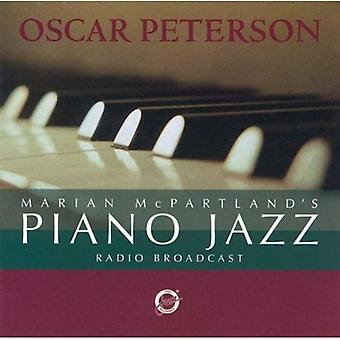 Oscar Peterson - Marian McPartland's Piano Jazz [CD] USA import