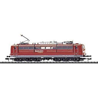 MiniTrix T16491 MiniTrix T16491 N DB BR 151 Railion Logistics locomotiva elettrica