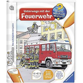 Ravensburger tiptoi ® while on the move with the fire brigade