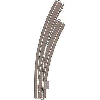 H0 Trix C T62772 poeng, høyre, begrense 30 ° 515 mm