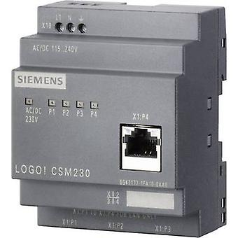 Siemens LOGO! CSM 12/24 Industrial Ethernet switch 100 Mbps