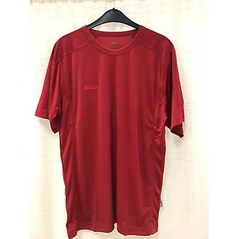 James funcional T Shirt roja 6134-05