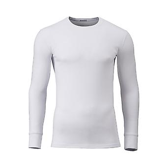 Jockey moderne thermique manches longues T-Shirt blanc