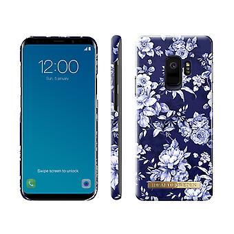 iDeal af Sverige Samsung Galaxy S9-SAILOR BLUE BLOOM
