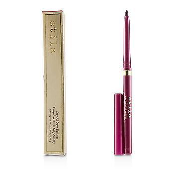 Stila Stay All Day Lip Liner - # Cabernet (berry) - 0.35g/0.012oz