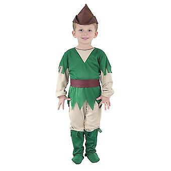 Robin Hood Toddler  90-104cm.