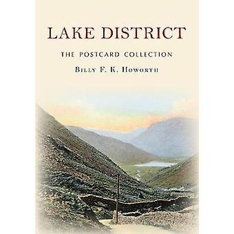 Lake District samlingen postkort af Lake District postkort C