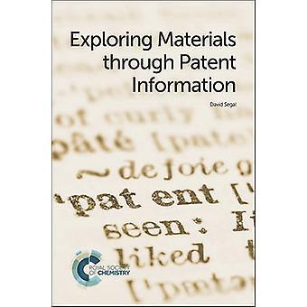 Verkennen van materialen door Patent informatie door David Segal - 97817