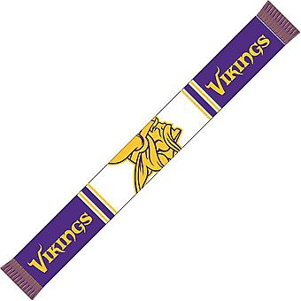 Forever collectibles scarf - COLOUR RUSH Minnesota Vikings