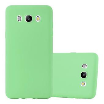 Cadorabo tilfelle for Samsung Galaxy J5 2016 tilfelle tilfelle dekselet - telefon etui laget av fleksibel TPU silikon - silikon etui beskyttende etui Ultra Slim Soft Back Cover Case Støtfanger