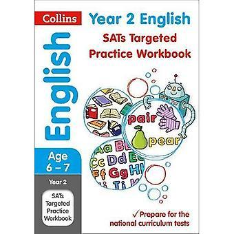 Jahr 2 Englisch gezielt Praxis Arbeitsmappe (Collins KS1 Revision und Praxis - neue 2014 Curriculum)