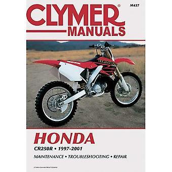 Honda CR250, 1997-2001