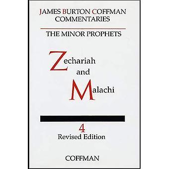 Kommentoidaan alaikäisen profeetat: Sakarja ja Malakia